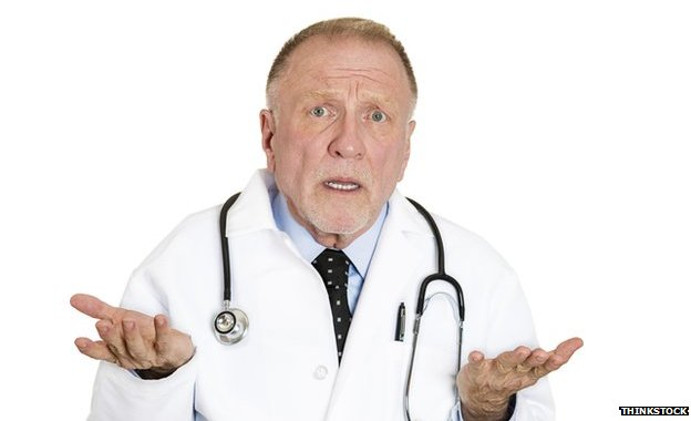 Angry doctor owner